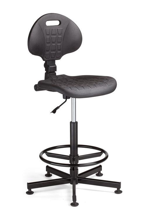 krzes specjalistyczne przemysłowe laboratoryjne