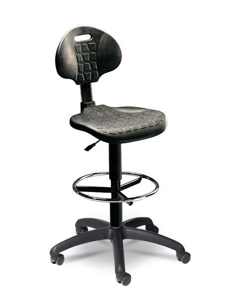 krzesło specjalistyczne laboratoryjne