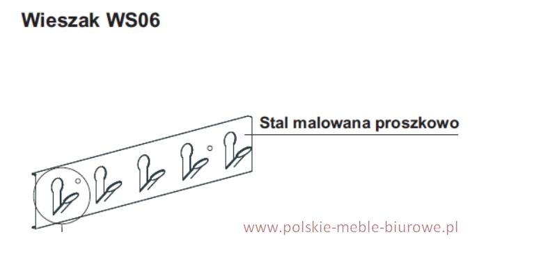 wieszak WS06