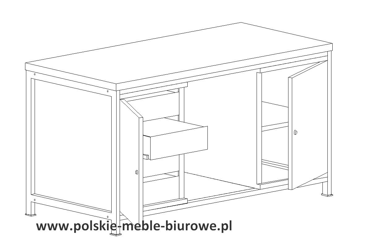 stoły warsztatowe