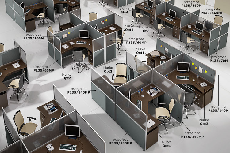 Cennik szaf biurowych